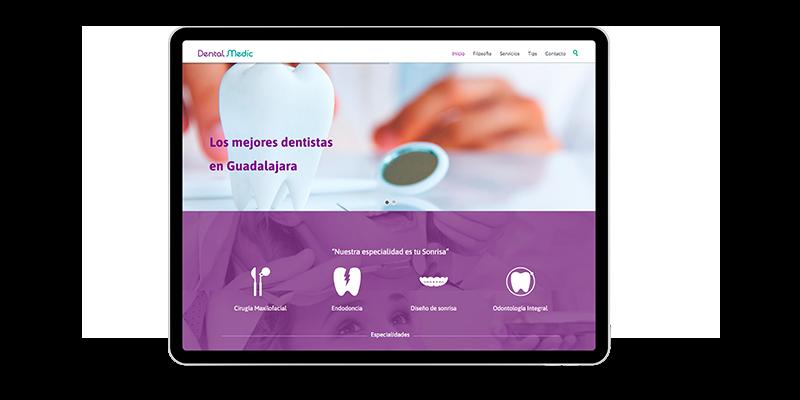 case studies dental medic