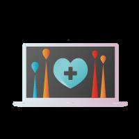 desarrollo web medico