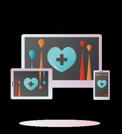 desarrollo web para doctores